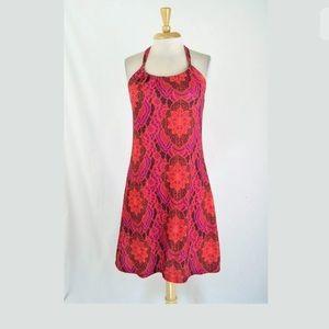 Prana Dresses - Prana Printed Quinn Stretch Sun Dress Size S
